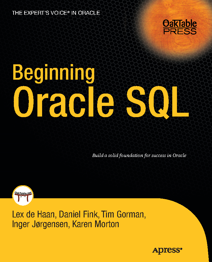 begin oracle sql