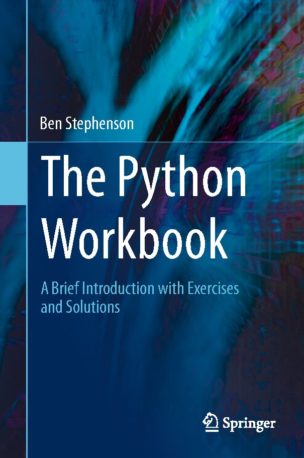 The Python Workbook A Brief Introduction with Exercises and Solutions